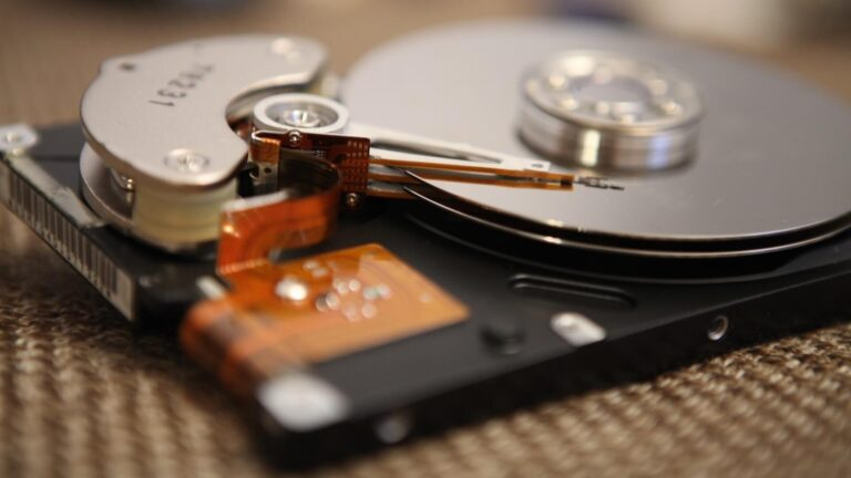 hard disk hdd