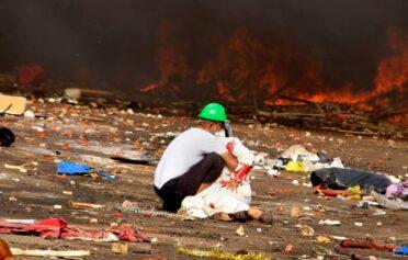 Mısır'da İnsanlık Ölüyor