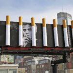 Sigara Kullanımına Karşı Afişler 12