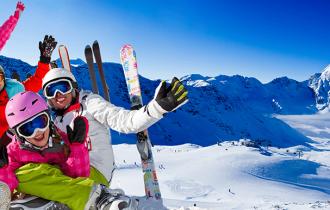 Kış Tatilleriniz İçin En Uygun Kayak Otelleri
