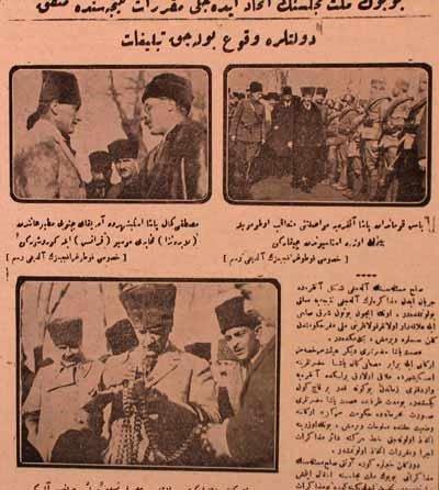 Atatürk ve Tesbih