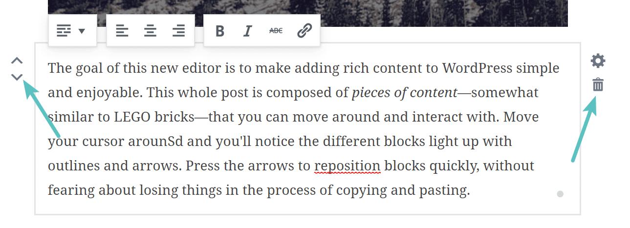 Gutenberg Blok