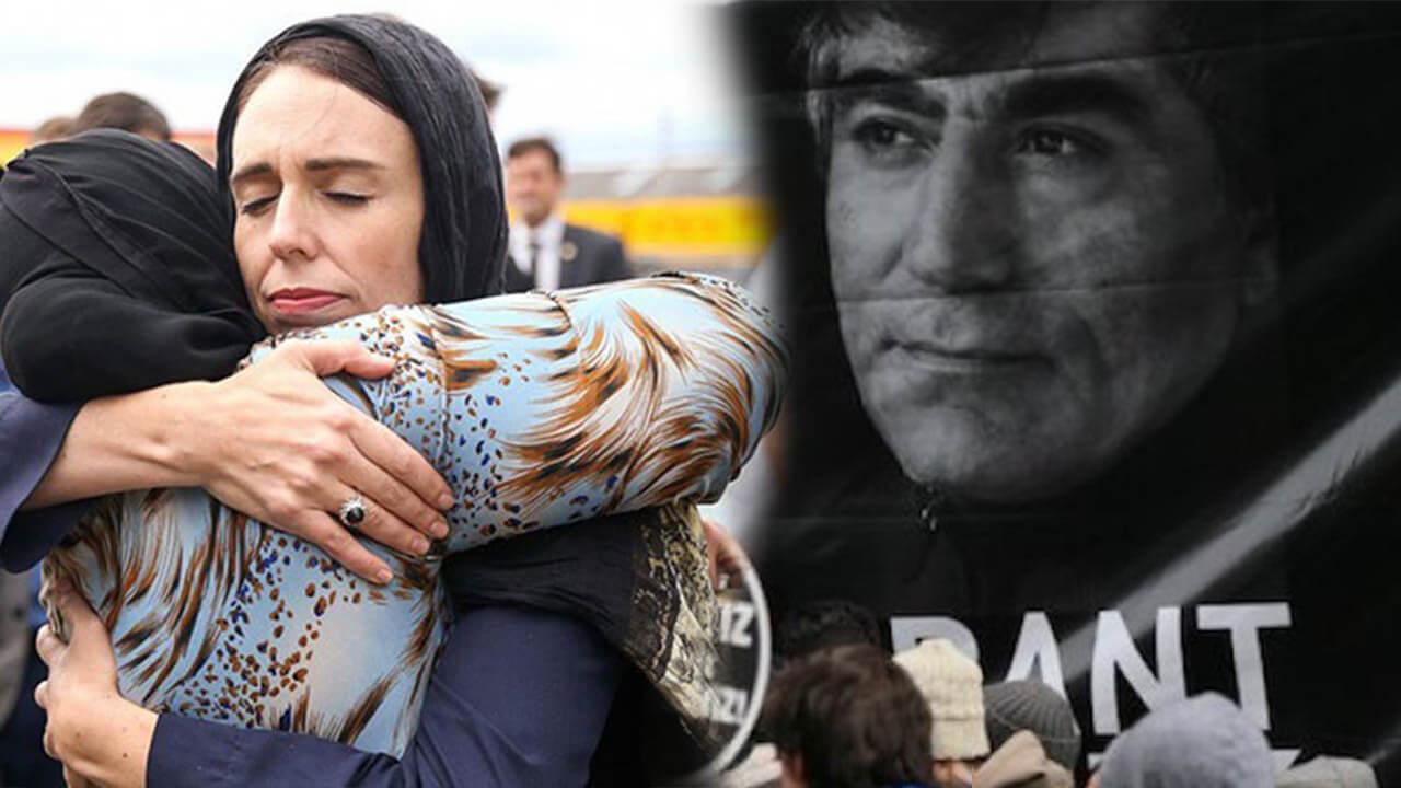 Jacinda Ardern - Hrant Dink