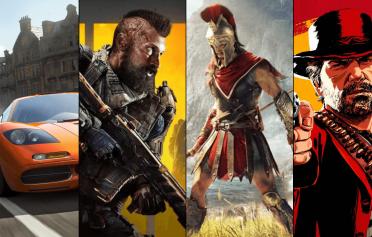 Oyunseverlerin Favorisi Modern Zamanların En İyi 10 Oyunu