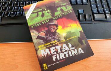 Metal Fırtına – Orkun Uçar & Burak Turna